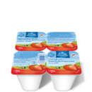 Oldenburger Yogurt-Product with Strawberries, low fat, pasteurized