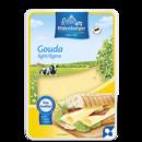 含脂量30%的片装欧德堡低脂黄波奶酪