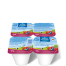 Oldenburger Yogurt-Product with Forest Fruits, low fat, pasteurized