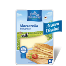 Oldenburger Mozzarella 40% M.G./E.S., lonchas, 200g