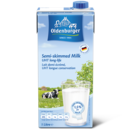 Oldenburger Semi-skimmed milk 1.5%, UHT long-life, 1L