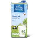 Oldenburger Skimmed milk 0.3%, UHT long-life, 1L