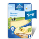 Oldenburger Havarti light 30% fat i.d.m., slices