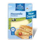 Oldenburger Mozzarella 40% fat i.d.m., slices