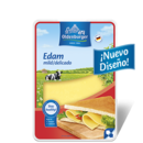 Oldenburger Edam 40% M.G./E.S., lonchas, 200g