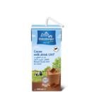 Oldenburger Leche de sabor chocolate, UHT de larga duración, 200ml