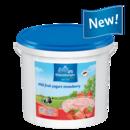 Oldenburger mild fruit yogurt strawberry, 5kg