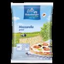 欧德堡马苏里拉奶酪 40%脂肪,搓碎, 2千克