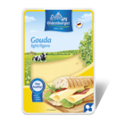 Oldenburger Gouda light 30% fat i.d.m., slices, 200g