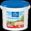 欧德堡淡味水果酸乳,草莓, 5千克