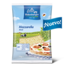 Oldenburger Mozzarella 40% M.G/E.S., en dados, 2kg