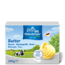 Oldenburger Butter unsalted, 250g