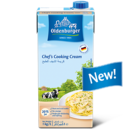 Oldenburger Chef's Cooking Cream, 20% fat, UHT, 1kg